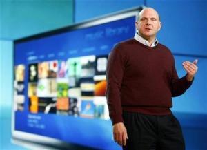 Steve Balmer CEO da Microsoft