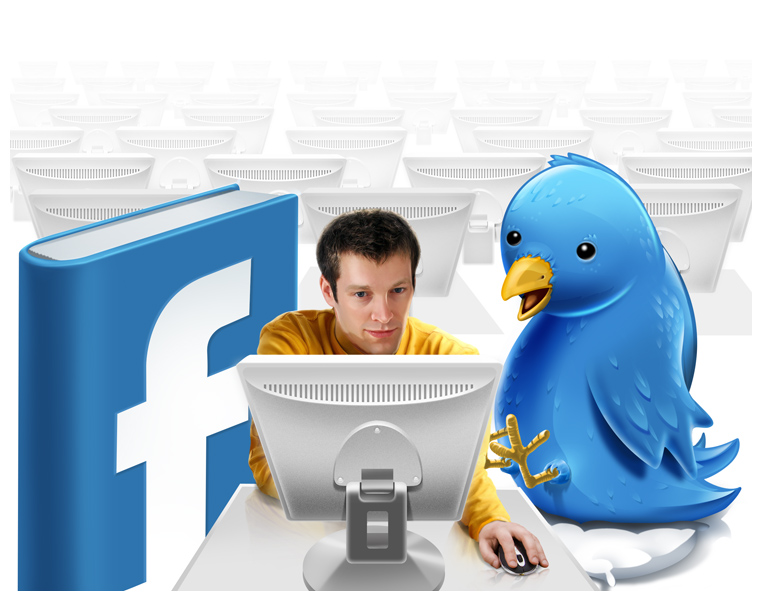Twittar no Trabalho